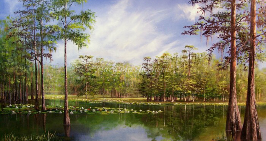 Florida Nature Paintings
